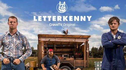 "The Blind Shake / ""Anaerobic"" To Be Featured In Ep #713 Of Crave Original Series LetterKenny"