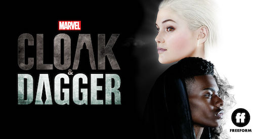 """Galia Arad / """"Baby One More Time"""" To Be Featured In Ep #204 of Marvel's Cloak & Dagger on Freeform"""